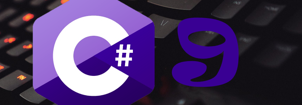 C# 9 feature init properties and records